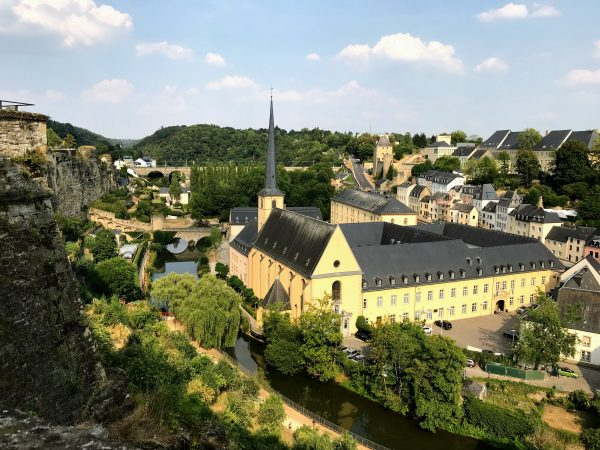 visit Luxembourg in 1 day