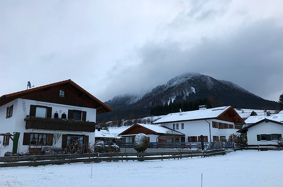Winter in Allgäu