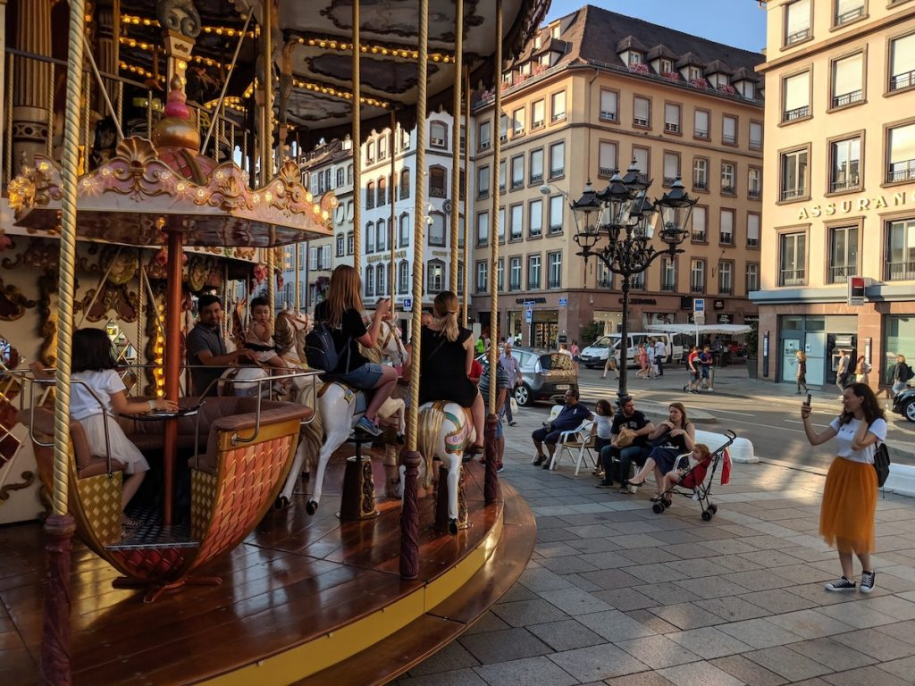 What to do in Strasbourg in summer