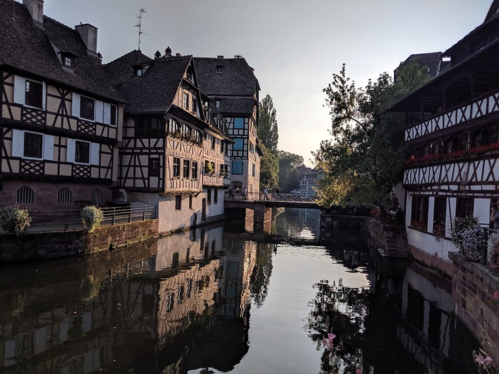 Strasbourg weekend