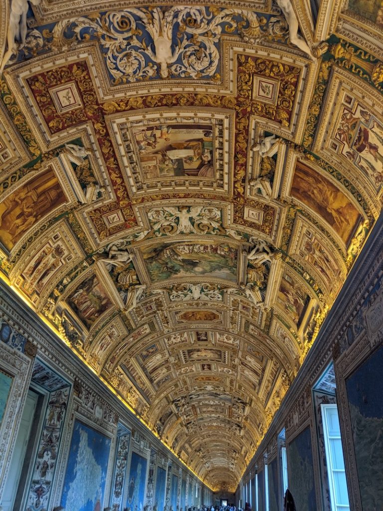 Inside of Vatican