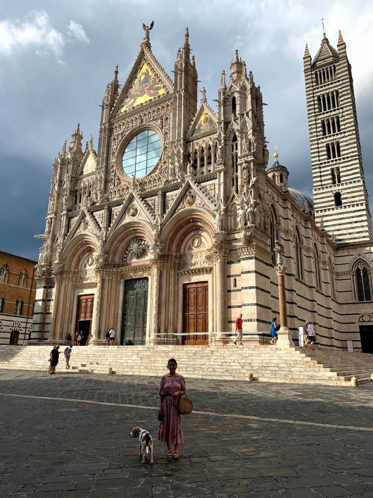 Siena in times of coronavirus