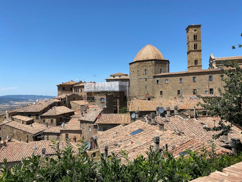 The most beautiful Tuscan towns Volterra